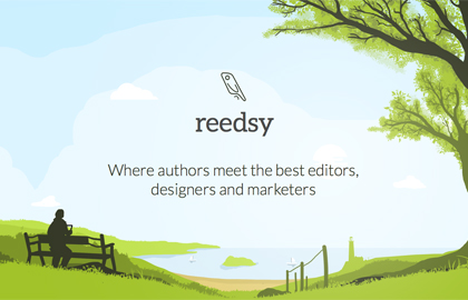 Reedsy: Find the perfect editor, designer or marketer | Reedsy